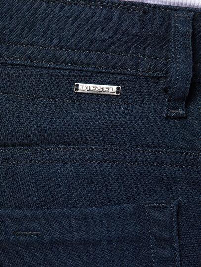 Diesel - Thommer 085AQ, Bleu Foncé - Jeans - Image 4