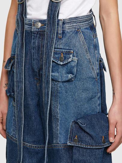 Diesel - DE-AMETHY, Bleu moyen - Pantalons - Image 4