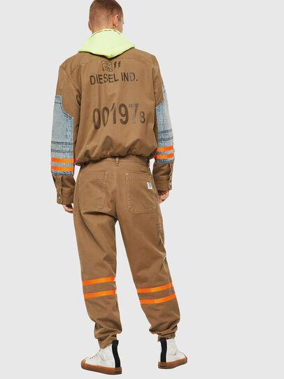 Diesel - P-CARUSO, Marron Clair - Pantalons - Image 3