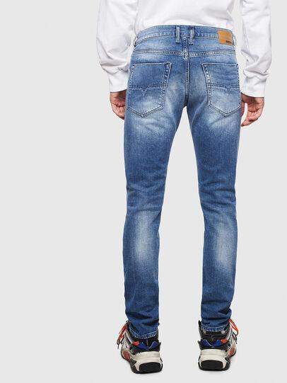 Diesel - Tepphar 0096D, Bleu Clair - Jeans - Image 2