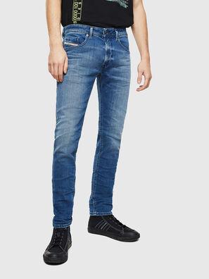 Thommer 0097X, Bleu moyen - Jeans