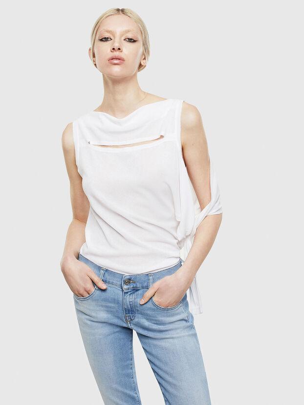 T-TATY, Blanc - T-Shirts