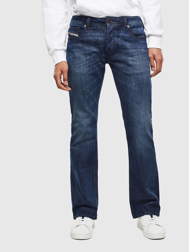 Zatiny CN037, Bleu Foncé - Jeans