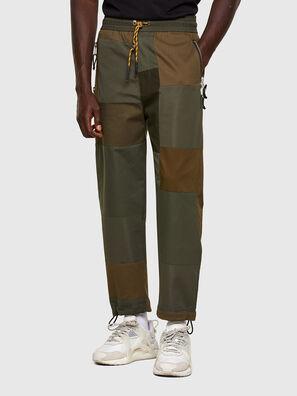 P-HOR, Vert Militaire - Pantalons