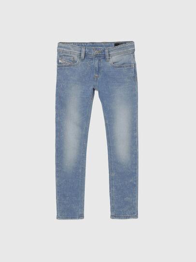 Diesel - SLEENKER-J JOGGJEANS-N, Bleu - Jeans - Image 1