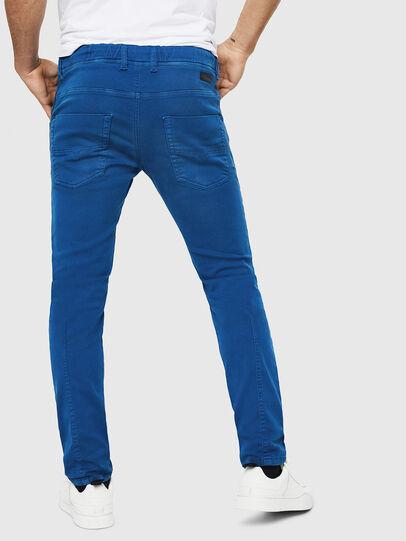 Diesel - Krooley JoggJeans 0670M, Bleu Brillant - Jeans - Image 2