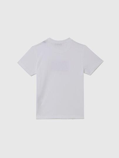 Diesel - TJUSTX62, Blanc - T-shirts et Hauts - Image 2