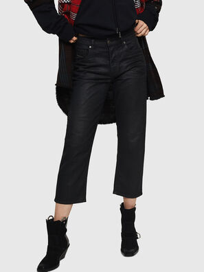 Aryel 069JD, Noir/Gris foncé - Jeans