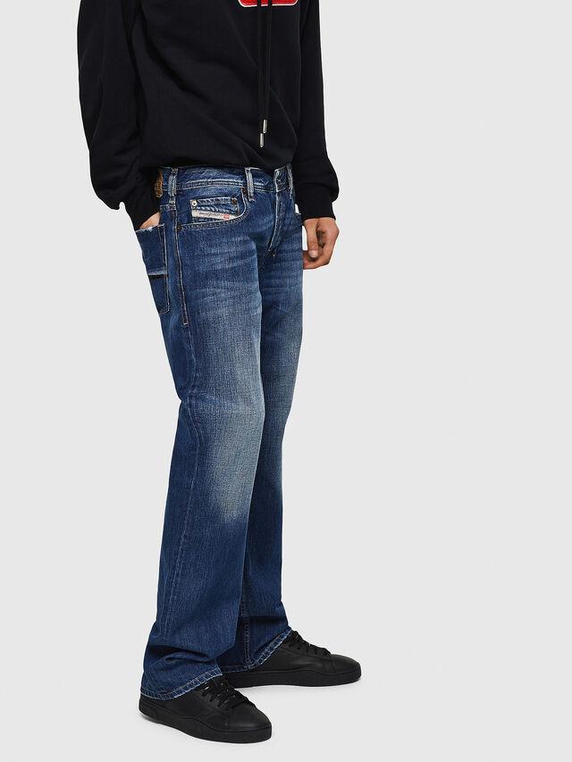 Diesel - Zatiny 008XR, Bleu Foncé - Jeans - Image 5
