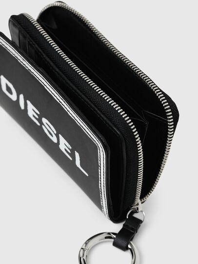 Diesel - BUSINESS II, Noir/Blanc - Petits Portefeuilles - Image 4