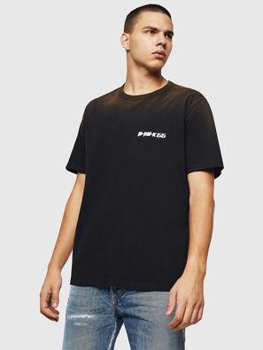 T-DIKEL, Noir - T-Shirts