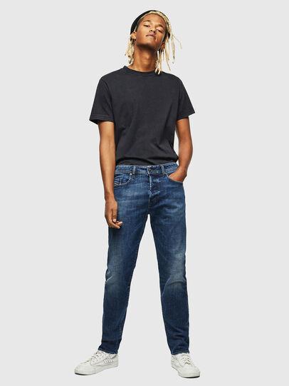 Diesel - Buster 0098P, Bleu Foncé - Jeans - Image 5