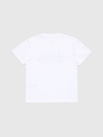 Diesel - TDIEGOA10, Blanc - T-shirts et Hauts - Image 2