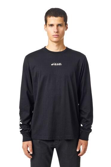 T-shirt avec imprimé Clean Galaxy