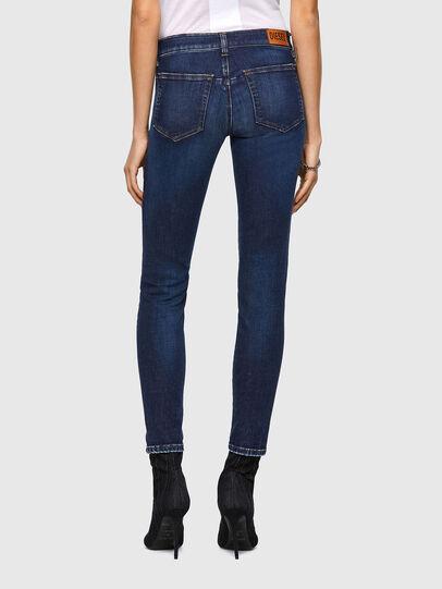 Diesel - D-Jevel 09A30, Bleu Foncé - Jeans - Image 2