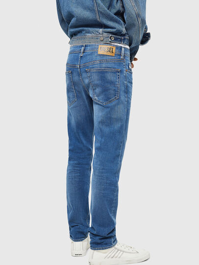 Diesel - Buster 083AX, Bleu Clair - Jeans - Image 2