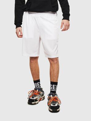P-HITOSHI-S1, Blanc - Shorts