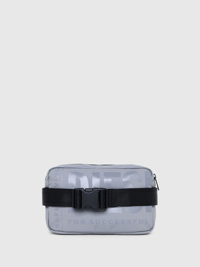 Diesel - X-BOLD BELTBAG, Gris - Sacs ceinture - Image 2