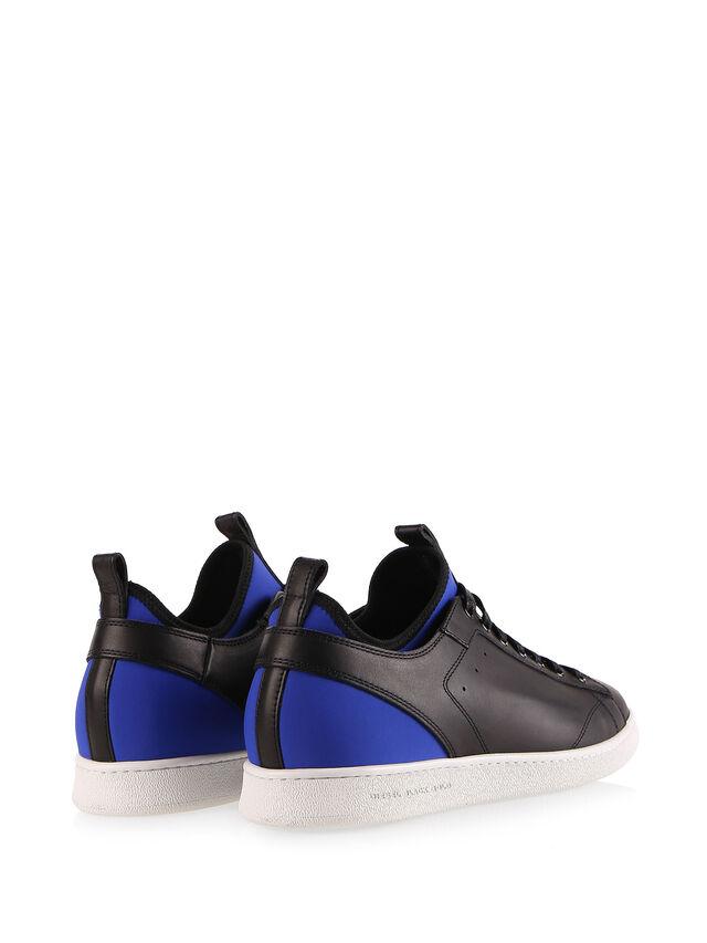 S18ZERO, Noir/Bleu