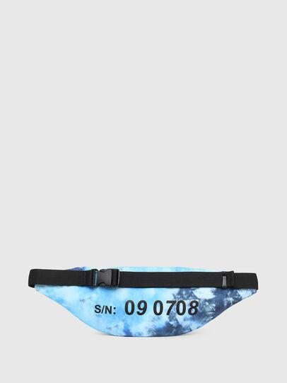 Diesel - GRIPY, Bleu - Sacs ceinture - Image 2