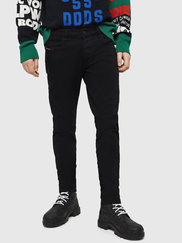 D-Bazer 0688H, Noir/Gris foncé - Jeans