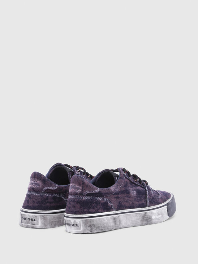 Diesel - S-FLIP LOW, Violet - Baskets - Image 3