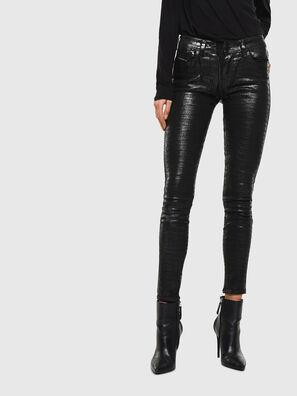 Slandy 0094S, Noir/Gris foncé - Jeans