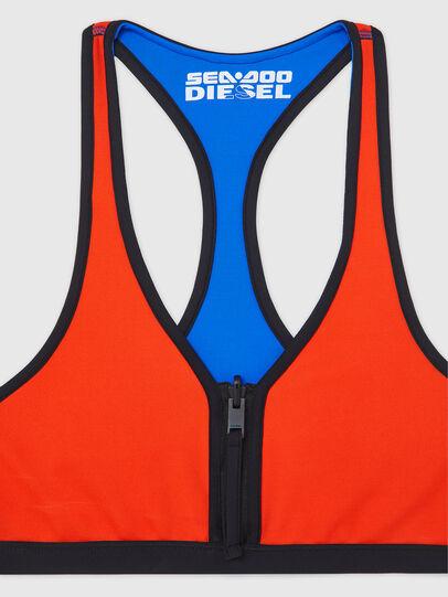 Diesel - BFB-MILADOO, Bleu/Orange - Soutiens-gorge - Image 3