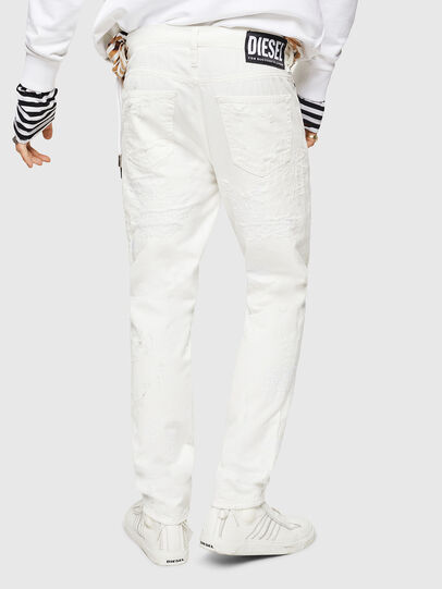 Diesel - Mharky 069IJ, Blanc - Jeans - Image 2