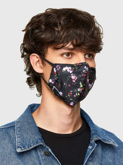 Diesel - FACEMASK-FLO, Noir - Other Accessories - Image 2
