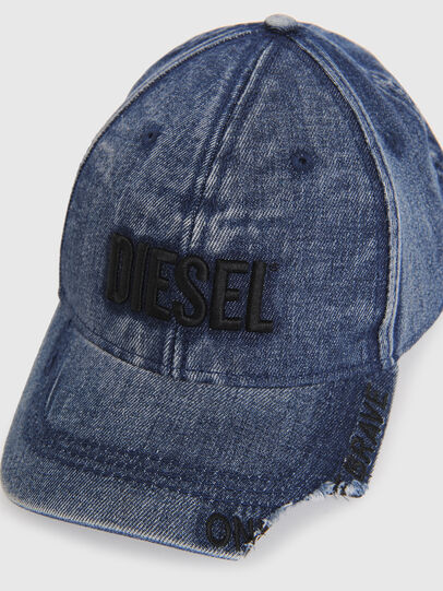 Diesel - D-BETY, Bleu - Chapeaux - Image 3