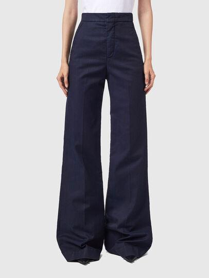 Diesel - D-Ebbey JoggJeans® 0CEAT, Bleu Foncé - Jeans - Image 1