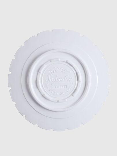 Diesel - 10993 MACHINE COLLEC, Blanc - Assiettes - Image 2
