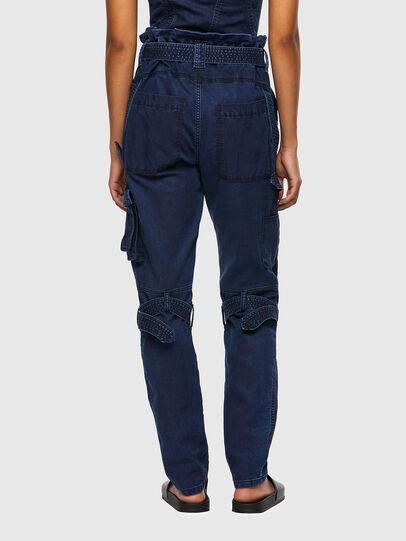 Diesel - D-Fedry JoggJeans® 0CBBZ, Bleu Foncé - Jeans - Image 2