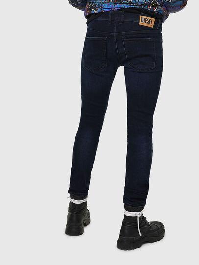Diesel - Sleenker 083AG, Bleu Foncé - Jeans - Image 2
