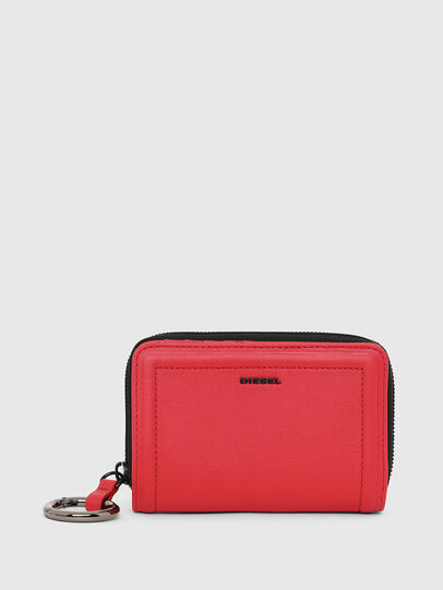 Diesel - BUSINESS LC, Rouge Flamme - Petits Portefeuilles - Image 1