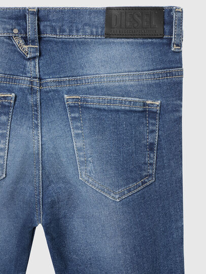 Diesel - D-SLANDY-HIGH-J, Bleu moyen - Jeans - Image 4