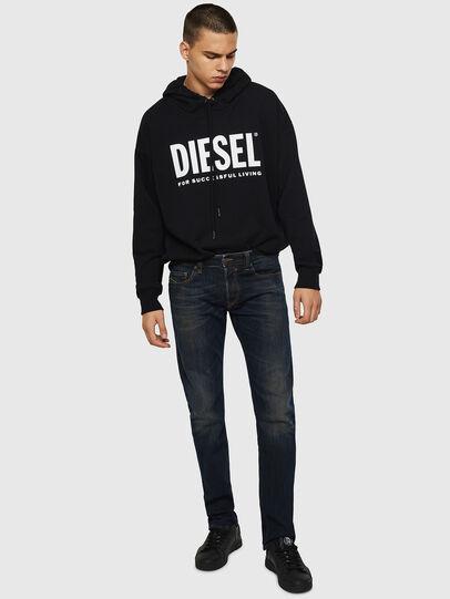 Diesel - Safado 0890Z, Bleu Foncé - Jeans - Image 5