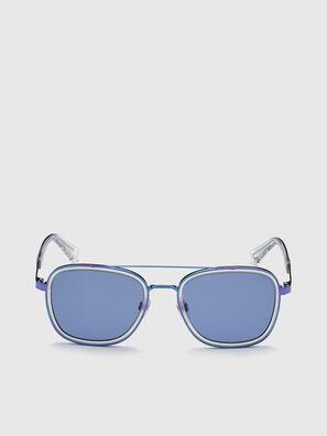 DL0320, Bleu - Lunettes de soleil