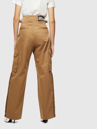 Diesel - P-CHIKU, Marron Clair - Pantalons - Image 2