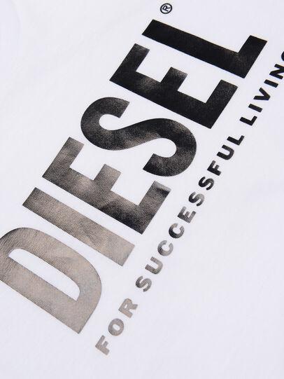 Diesel - TSILYWX, Blanc - T-shirts et Hauts - Image 3