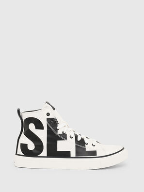 S-ASTICO MC, Blanc/Noir - Baskets
