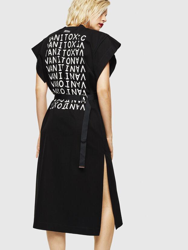 D-FLIX-B, Noir - Robes