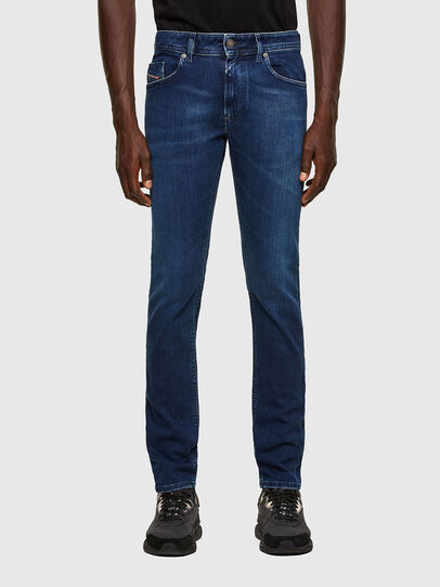Diesel - Thommer 009JE, Bleu Foncé - Jeans - Image 1