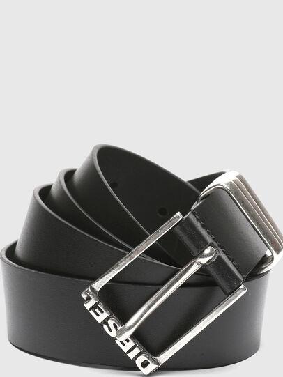 Diesel - B-TUPLO, Noir - Ceintures - Image 2