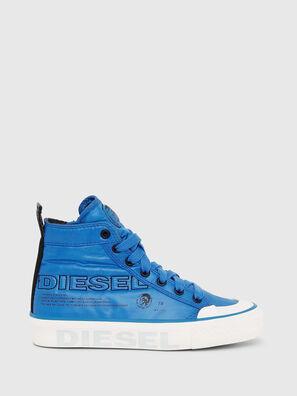 SN MID 07 MC LOGO YO, Bleu - Footwear