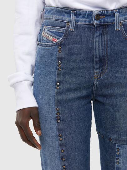 Diesel - D-Eiselle JoggJeans 009KP, Bleu Clair - Jeans - Image 3