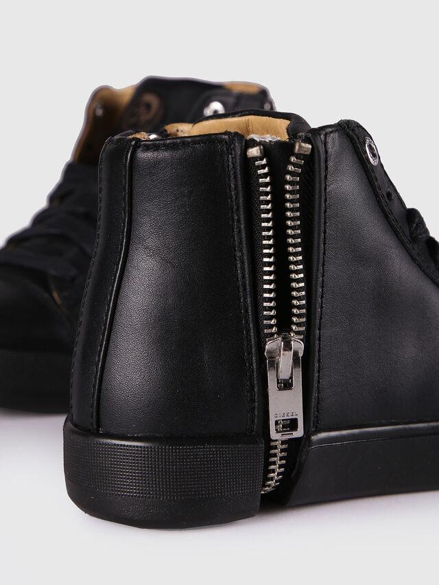 Diesel - SN MID 24 NETISH CH, Noir - Footwear - Image 5