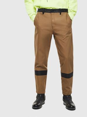 P-KAPP, Marron/Noir - Pantalons