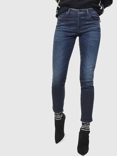 Diesel - Babhila 083AF, Bleu Foncé - Jeans - Image 1